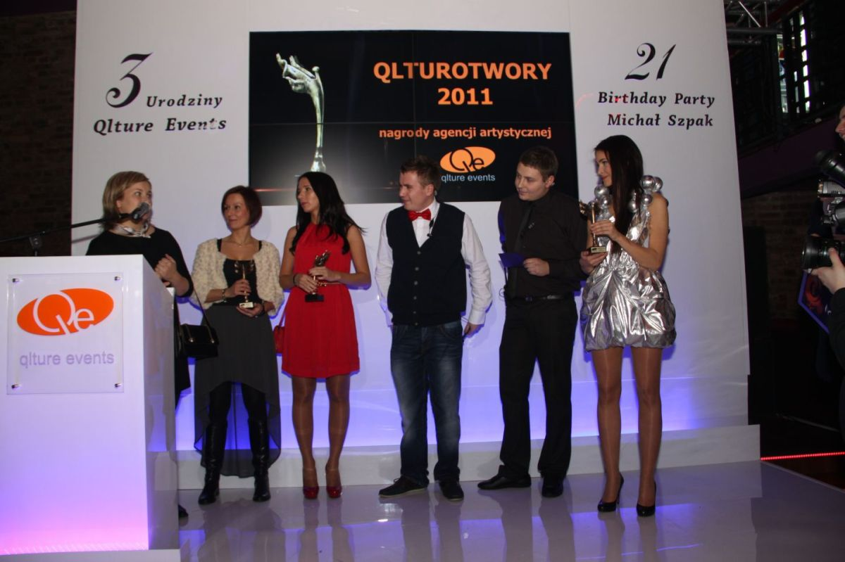Laureaci Qlturotworów 2011